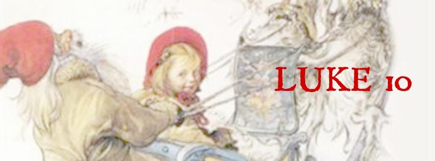 julekalender blogg LUKE 10