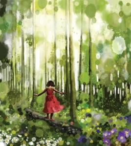 Illustrasjon av Lisa Aisato
