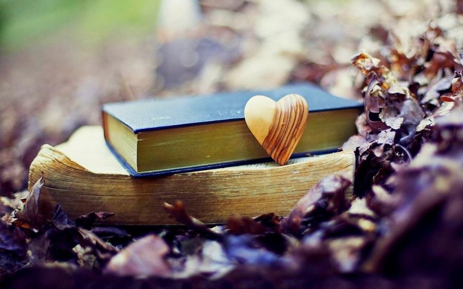 books-love-heart-autumn-leaves-bokeh-1680x1050