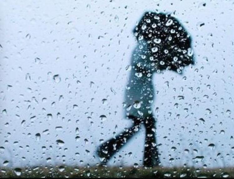 regnvær i juli