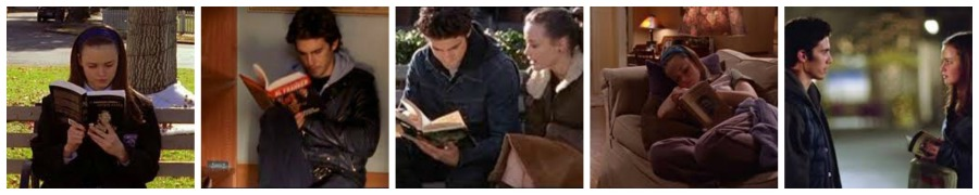 Gilmore reads coll