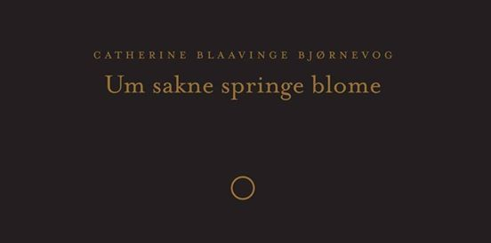 Um sakne springe blome bred