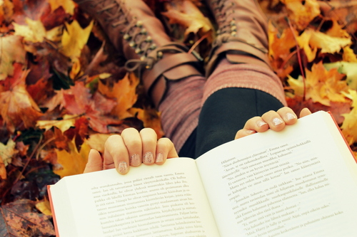 BOOKS AND FALL