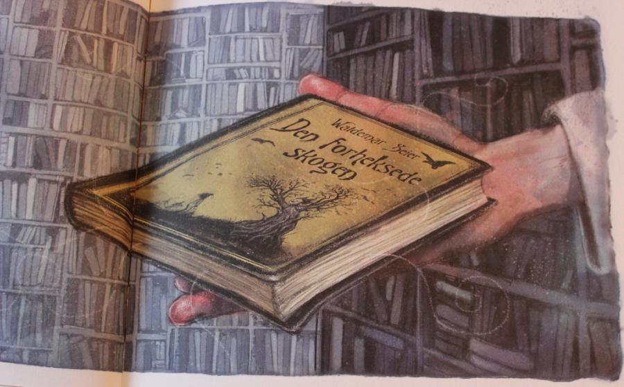 redde bøkene 4