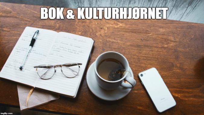 bok og kulturhjørnet ok